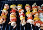 Fire Up The Grill – Shrimp Kebabs