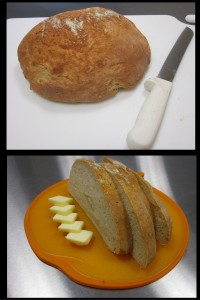 This recipe ma tow loaves