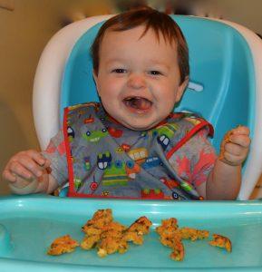 Kale & Sweet Potato Muffins